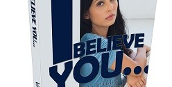 I Believe You written and designed by David Valentin.