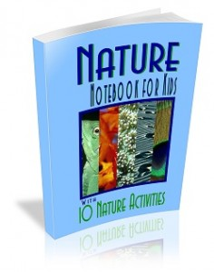 Nature Notebook created, written and designed by David Valentin.