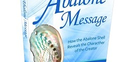 The Abalone Message cover design by David Valentin.