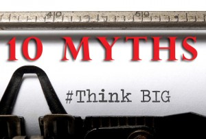 Image about the 10 myths of big ideas.